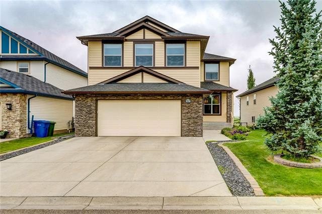 376 Rainbow Falls Way, Chestermere, AB T1X 1S6 (#C4193847) :: The Cliff Stevenson Group