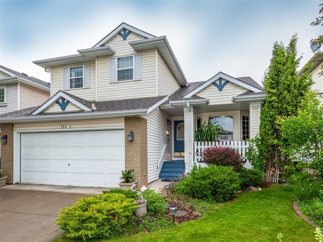 151 Riverview Circle SE, Calgary, AB T2C 4J9 (#C4193882) :: Tonkinson Real Estate Team