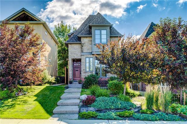 416 16A Street NW, Calgary, AB  (#C4193909) :: Tonkinson Real Estate Team