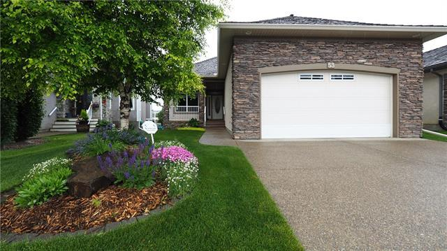 53 Hidden Creek Park NW, Calgary, AB T3A 6C6 (#C4193917) :: Calgary Homefinders