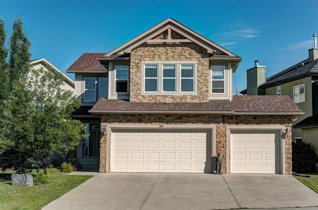 80 Crystal Green Drive, Okotoks, AB T1S 2N8 (#C4193962) :: Canmore & Banff