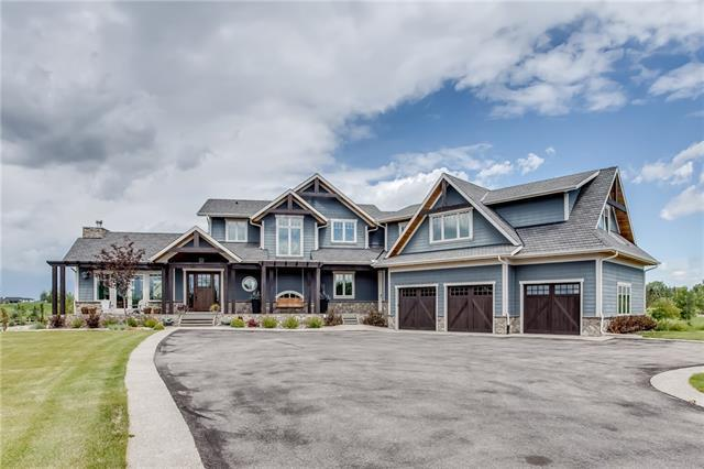 34 Swift Creek Place, Rural Rocky View County, AB T3Z 0B6 (#C4193974) :: Calgary Homefinders