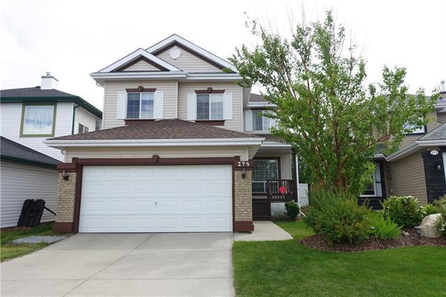 279 Citadel Peak Circle NW, Calgary, AB T3G 4E9 (#C4193997) :: Your Calgary Real Estate