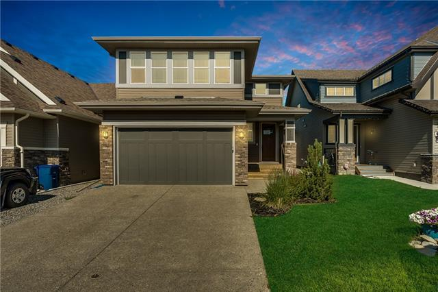 290 Reunion Green NW, Airdrie, AB T4B 3W5 (#C4194001) :: The Cliff Stevenson Group
