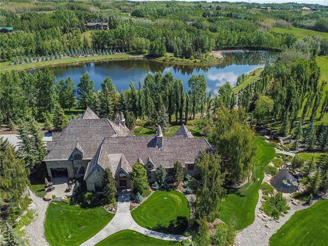 254138 Bearspaw Road, Rural Rocky View County, AB T3R 1G1 (#C4194005) :: The Cliff Stevenson Group