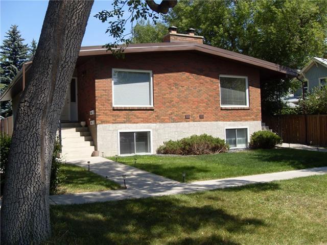 308 17 Avenue NW, Calgary, AB T2M 0M8 (#C4194022) :: Calgary Homefinders