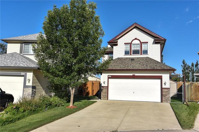 250 Coville Circle NE, Calgary, AB T3K 5L6 (#C4194053) :: Carolina Paredes - RealHomesCalgary.com