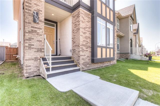 309 Marquis Heights SE, Calgary, AB T3M 2A7 (#C4194059) :: Tonkinson Real Estate Team