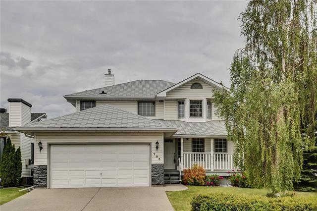 703 Schubert Place NW, Calgary, AB T3L 1X4 (#C4194063) :: Calgary Homefinders