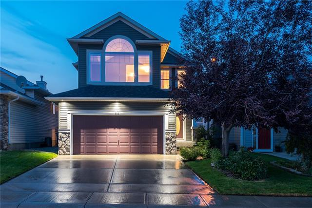 82 Arbour Butte Crescent NW, Calgary, AB T3G 4N6 (#C4194072) :: Calgary Homefinders