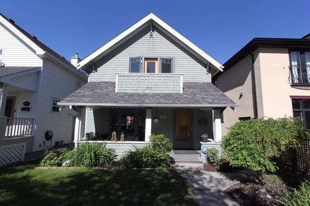 229 11 Street NW, Calgary, AB T2N 1X2 (#C4194108) :: Tonkinson Real Estate Team