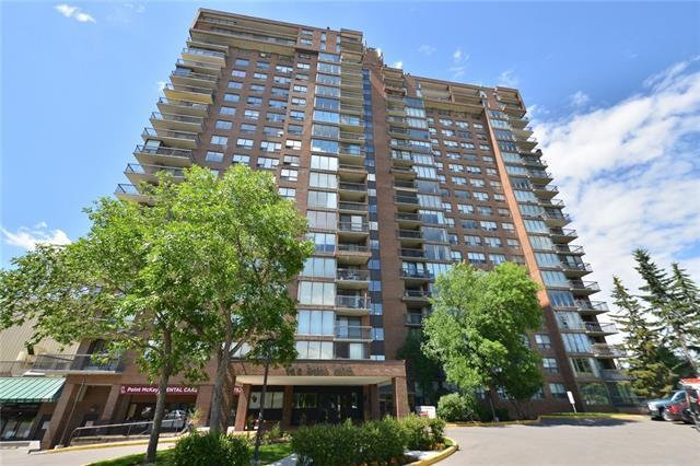 145 Point Drive NW #206, Calgary, AB T3B 4W1 (#C4194109) :: Tonkinson Real Estate Team