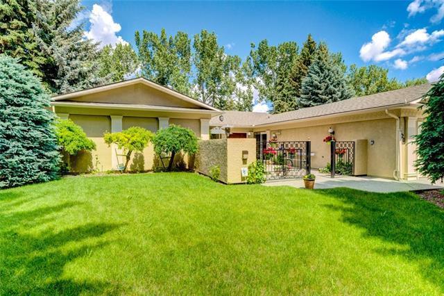620 Wilderness Drive SE, Calgary, AB T2J 1Z2 (#C4194126) :: Tonkinson Real Estate Team