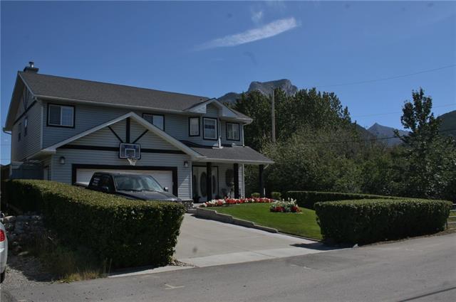 18 Mt. Laurie Road Road, Exshaw, AB T0L 2C0 (#C4194129) :: Canmore & Banff