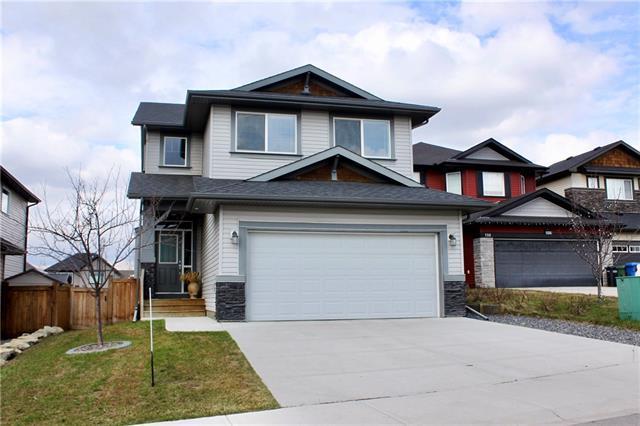 128 Drake Landing Green, Okotoks, AB T1S 0H3 (#C4194192) :: Your Calgary Real Estate