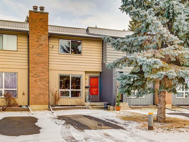 9908 Bonaventure Drive SE #67, Calgary, AB T2J 5E3 (#C4194230) :: Tonkinson Real Estate Team