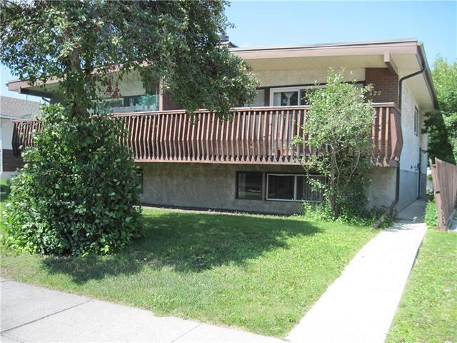 422 & 424 54 AVE SW, Calgary, AB T2V 0C5 (#C4194234) :: Tonkinson Real Estate Team