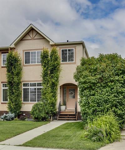 4518 20 Avenue NW, Calgary, AB T3B 0T8 (#C4194254) :: Carolina Paredes - RealHomesCalgary.com