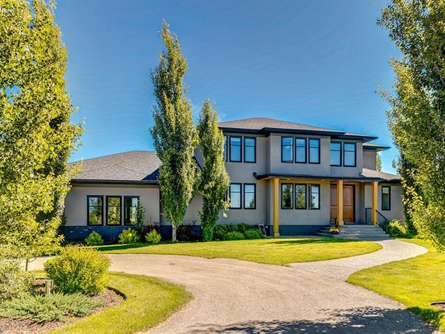 52 Sterling Springs Crescent, Rural Rocky View County, AB T3Z 3J6 (#C4194262) :: Calgary Homefinders