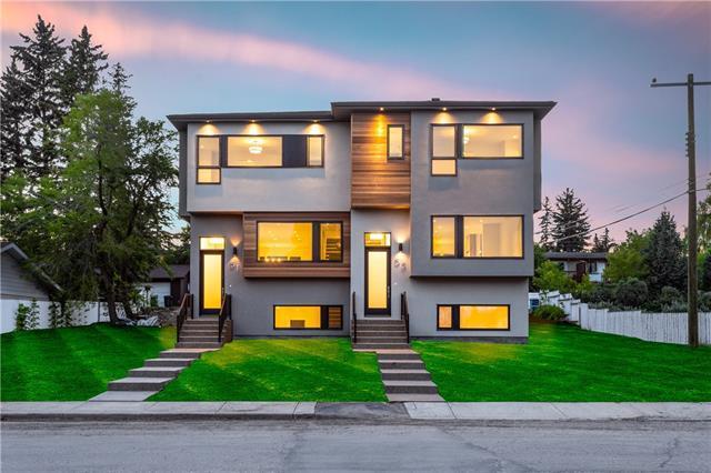 53 Hounslow Drive NW, Calgary, AB T2K 2E3 (#C4194266) :: Tonkinson Real Estate Team