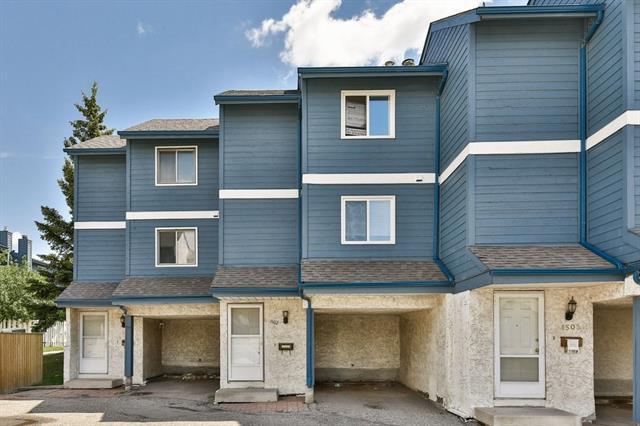 919 38 Street NE #1502, Calgary, AB T2E 6E1 (#C4194274) :: Carolina Paredes - RealHomesCalgary.com