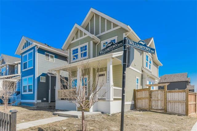 1144 Williamstown Boulevard, Airdrie, AB T4B 3Y4 (#C4194278) :: The Cliff Stevenson Group