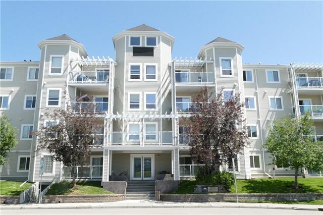 270 Shawville Way SE #105, Calgary, AB T2Y 3Z7 (#C4194309) :: Tonkinson Real Estate Team