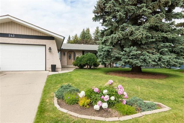 243 Parkside Crescent SE, Calgary, AB T2J 4J3 (#C4194348) :: Tonkinson Real Estate Team