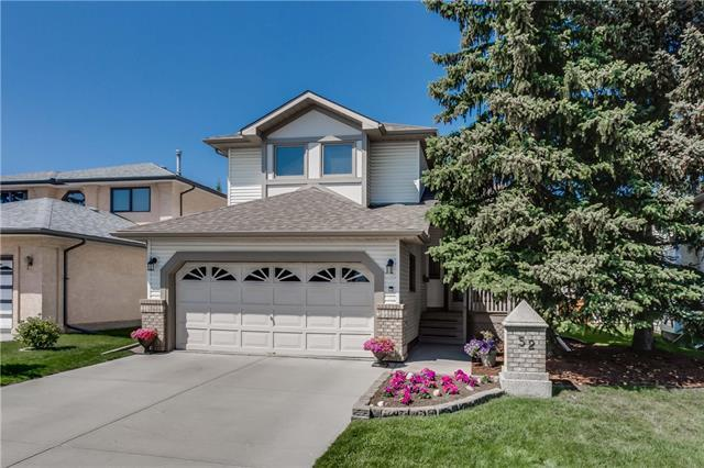 52 Arbour Lake Way NW, Calgary, AB T3G 3V8 (#C4194357) :: Tonkinson Real Estate Team