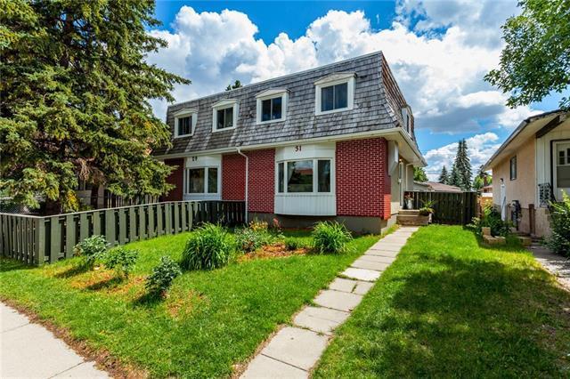 31 Dovercliffe Way SE, Calgary, AB T2B 1W6 (#C4194366) :: Tonkinson Real Estate Team