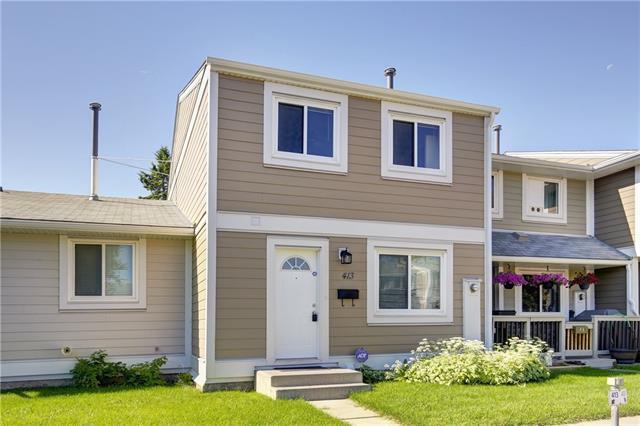 413 Georgian Villa(S) NE, Calgary, AB T2A 7E3 (#C4194375) :: Tonkinson Real Estate Team