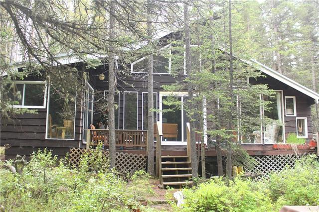 35 Lakeshore Drive, Rural Kananaskis I.D., AB T0L 2H0 (#C4194388) :: Canmore & Banff