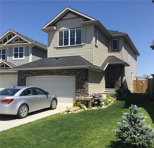 279 Cimarron Vista Court, Okotoks, AB T1S 0L5 (#C4194389) :: Calgary Homefinders