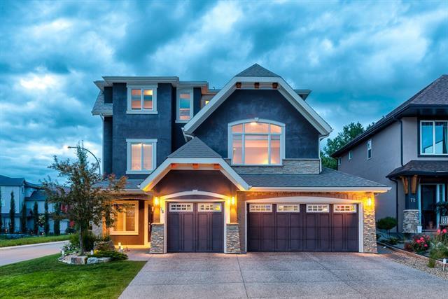 76 Rockford Terrace NW, Calgary, AB T3G 0E1 (#C4194425) :: Tonkinson Real Estate Team