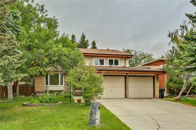 108 Deermont Road SE, Calgary, AB T2J 5T7 (#C4194430) :: Calgary Homefinders