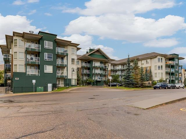 3111 34 Avenue NW #415, Calgary, AB T2L 0Y2 (#C4194431) :: Tonkinson Real Estate Team