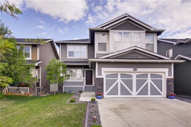 1006 Williamstown Boulevard NW, Airdrie, AB T4B 0S8 (#C4194432) :: Calgary Homefinders