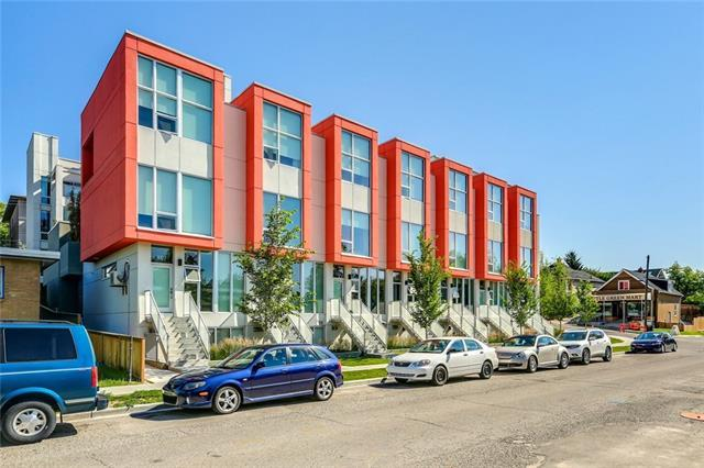 1808 27 Avenue SW #105, Calgary, AB T2T 1H1 (#C4194447) :: Redline Real Estate Group Inc