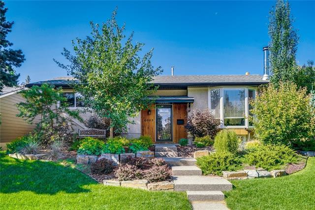 6003 Lockinvar Road SW, Calgary, AB T3E 5X4 (#C4194451) :: Calgary Homefinders