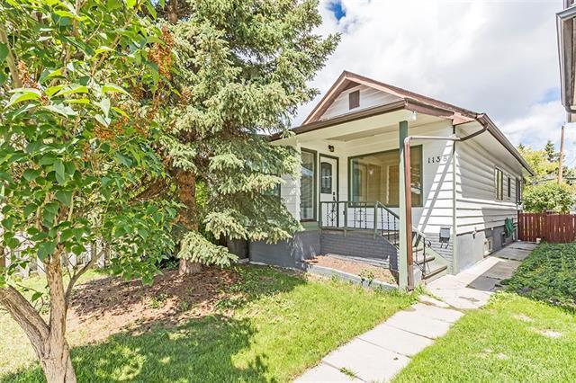 1138 21 Avenue NW, Calgary, AB  (#C4194460) :: Calgary Homefinders