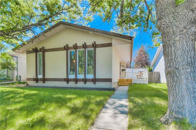 431 Malvern Close NE, Calgary, AB T2A 4W6 (#C4194463) :: Tonkinson Real Estate Team