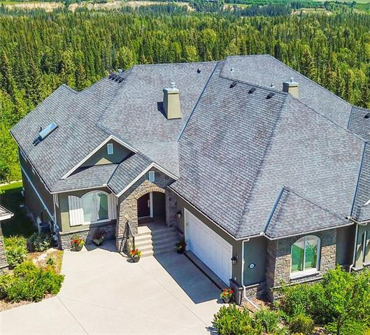 232 Elbow Ridge Haven, Rural Rocky View County, AB T3Z 3T2 (#C4194477) :: The Cliff Stevenson Group