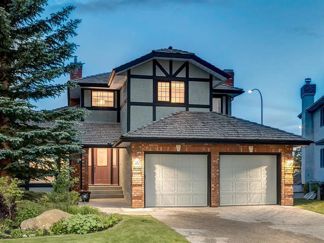 7007 Christie Briar Manor SW, Calgary, AB T3H 2R3 (#C4194512) :: Tonkinson Real Estate Team