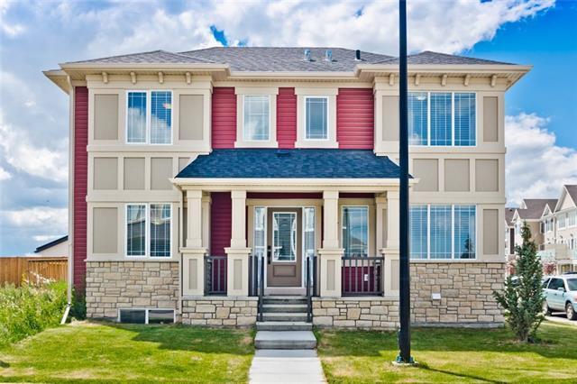 45 Cityscape Avenue NE, Calgary, AB T3N 0N8 (#C4194540) :: Tonkinson Real Estate Team