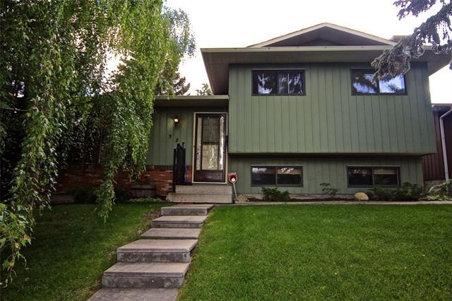 327 Deercliff Road SE, Calgary, AB T2J 5K6 (#C4194550) :: Canmore & Banff