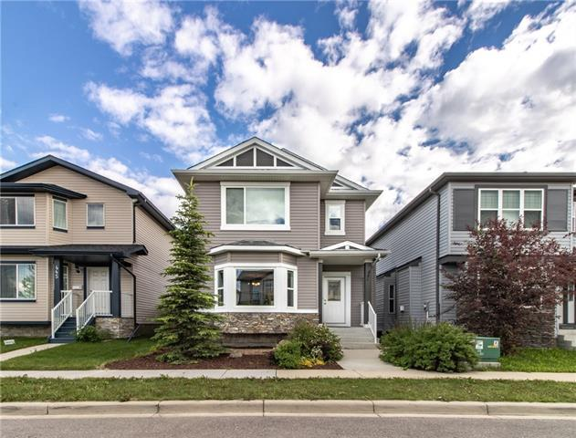 441 Luxstone Place SW, Airdrie, AB T4B 0C6 (#C4194587) :: Calgary Homefinders
