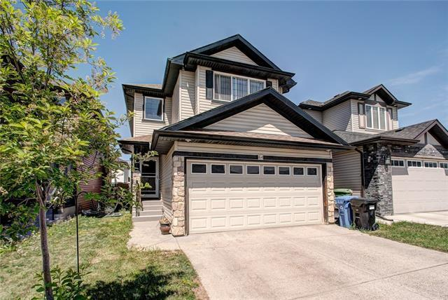 84 Saddlelake Place NE, Calgary, AB T3J 0M3 (#C4194603) :: Tonkinson Real Estate Team