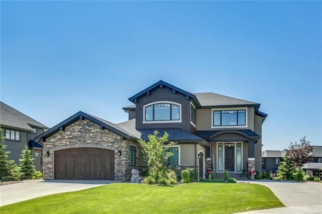 450 Brookside Court, Rural Rocky View County, AB T3L 2N6 (#C4194666) :: Redline Real Estate Group Inc