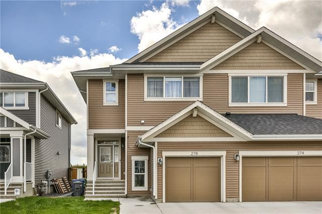 278 River Heights Crescent, Cochrane, AB T4C 0V2 (#C4194724) :: Canmore & Banff