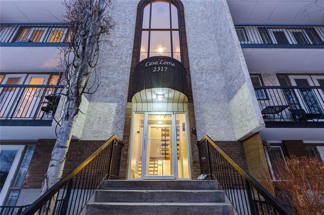 2317 17B Street SW #403, Calgary, AB T2T 4S9 (#C4194740) :: Carolina Paredes - RealHomesCalgary.com